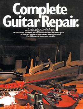 Complete Guitar Repair (HL-14007335)