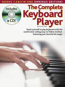 The Complete Keyboard Player: Omnibus Edition (Omnibus Edition) (HL-14007348)