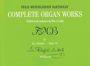 Complete Organ Works - Volume IV (HL-14007358)