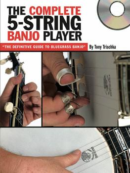 The Complete 5-String Banjo Player (HL-14007408)