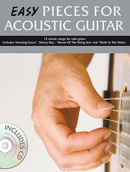 Easy Pieces for Acoustic Guitar (HL-14009878)