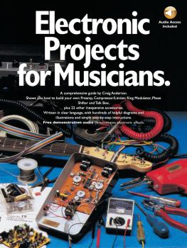 Electronic Projects for Musicians (HL-14010046)