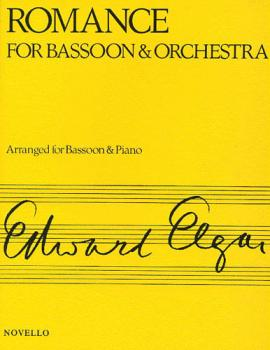 Romance for Bassoon and Orchestra (Arranged for Bassoon and Piano) (HL-14010141)