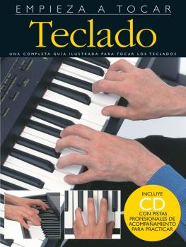 Empieza A Tocar Teclado: Spanish edition of Absolute Beginners - Piano (HL-14010301)