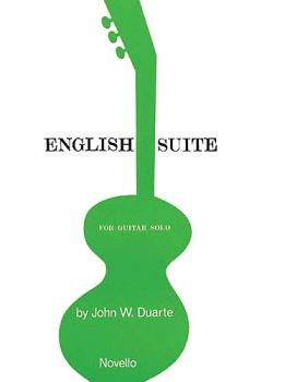 English Suite for Guitar (HL-14010410)
