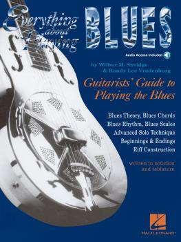 Everything About Playing the Blues (HL-14010625)