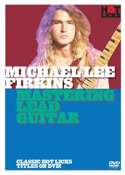 Michael Lee Firkins - Mastering Lead Guitar (HL-14011381)