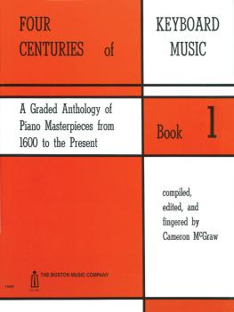 4 Centuries of Keyboard Music - Book 1 (HL-14011713)