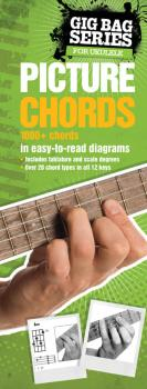 Gig Bag Series for Ukulele - Picture Chords (HL-14012668)