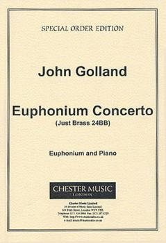 Euphonium Concerto: Euphonium with Piano Reduction (HL-14012913)