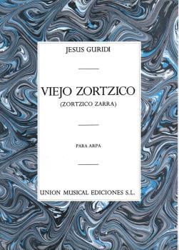 Jesus Guridi: Viejo Zortzico For Harp (HL-14013579)