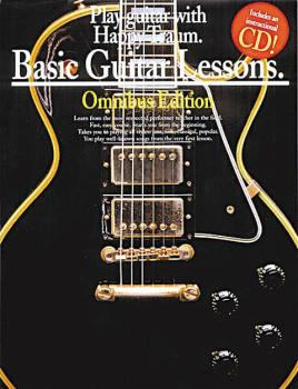 Basic Guitar Lessons - Omnibus Edition: Play Guitar with Happy Traum (HL-14014428)