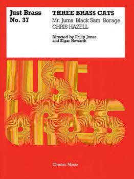 3 Brass Cats (Just Brass No. 37) (HL-14014664)