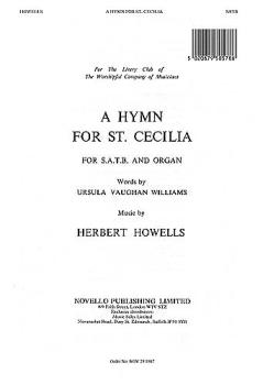 A Hymn for St. Cecilia (HL-14015720)