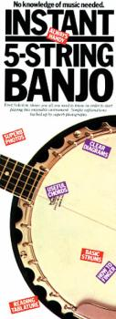 Instant 5-String Banjo: Compact Reference Library (HL-14016101)