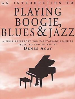 An Introduction to Playing Boogie, Blues and Jazz (HL-14016180)