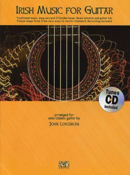 Irish Music for Guitar (HL-14016228)