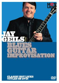 Jay Geils - Blues Guitar Improvisation (HL-14016911)