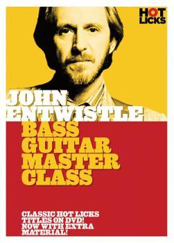 John Entwistle - Bass Guitar Master Class (HL-14017122)