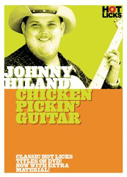 Johnny Hiland - Chicken Pickin' Guitar (HL-14017136)