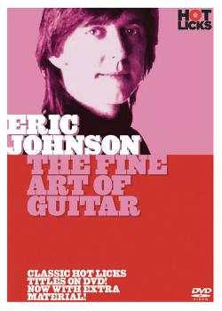Eric Johnson - The Fine Art of Guitar (HL-14017138)