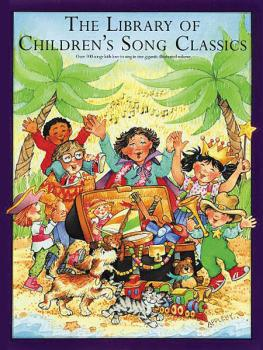 The Library of Children's Song Classics (HL-14019020)