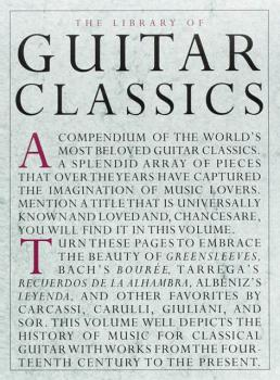 Library of Guitar Classics (HL-14019038)