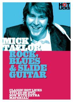 Mick Taylor - Rock, Blues & Slide Guitar (HL-14021384)