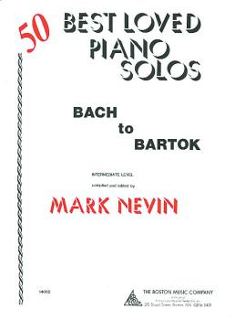 50 Best Loved Solos (Bach to Bartok) (HL-14022697)