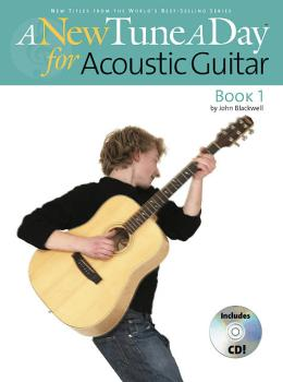 A New Tune a Day - Acoustic Guitar, Book 1 (HL-14022730)