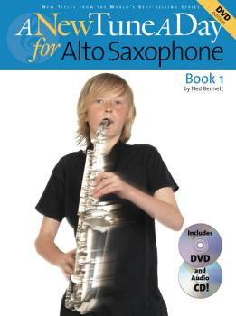A New Tune a Day - Alto Saxophone, Book 1 (HL-14022731)