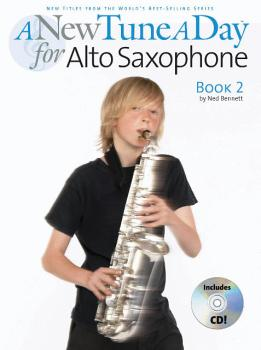 A New Tune a Day - Alto Saxophone, Book 2 (HL-14022732)