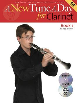 A New Tune a Day - Clarinet, Book 1 (HL-14022738)