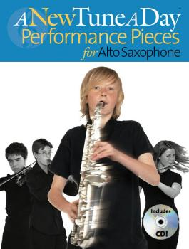 A New Tune a Day - Performance Pieces for Alto Saxophone (HL-14022755)