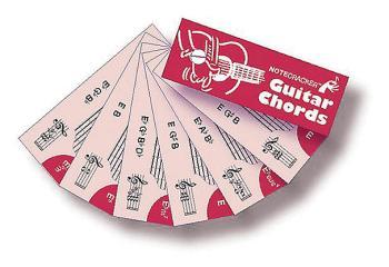 Notecracker: Guitar Chords (HL-14023486)