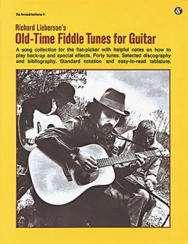 Old-Time Fiddle Tunes for Guitar (HL-14023971)