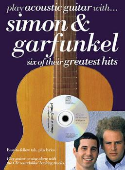 Play Acoustic Guitar with...Simon and Garfunkel (HL-14025648)