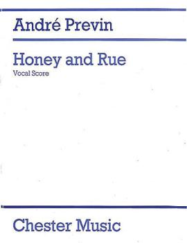 Honey and Rue (Soprano and Piano) (HL-14026210)