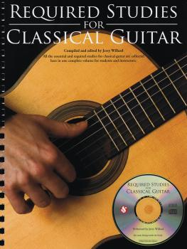 Required Studies for Classical Guitar (HL-14027142)