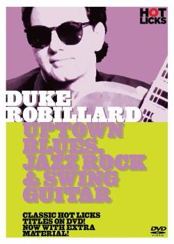 Duke Robillard - Uptown Blues, Jazz Rock & Swing Guitar (HL-14027500)