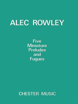 5 Miniature Preludes and Fugues (Piano Solo) (HL-14027913)