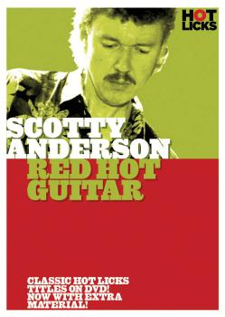 Scotty Anderson - Red Hot Guitar (HL-14029513)