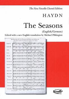 The Seasons (New Edition - English/German) (Vocal Score) (HL-14029544)