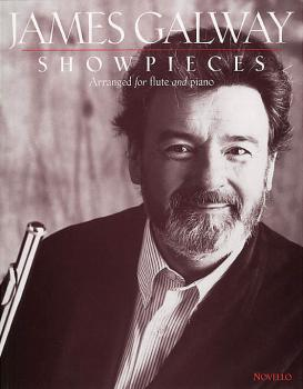 James Galway - Showpieces: Flute/Piccolo & Piano Accompaniment (HL-14029979)