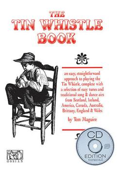 The Tin Whistle Book (HL-14033390)