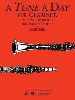 A Tune a Day - Clarinet (Book 1) (HL-14034202)