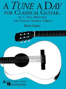 A Tune a Day - Classical Guitar (Book 3) (HL-14034209)