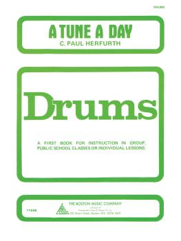A Tune a Day - Drum (Book 1) (HL-14034210)