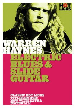 Warren Haynes - Electric Blues and Slide Guitar (HL-14035578)