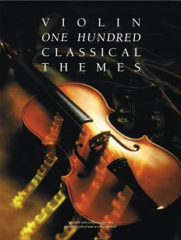 100 Classical Themes for Violin (HL-14036701)
